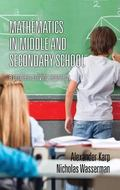 Mathematics in Middle and Secondary School : A Problem Solving Approach