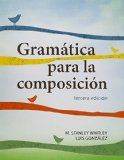 Gramática para la composición, Student's Bundle: Book + Website Access Card