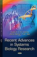 Recent Advances in Systems Biology Research