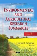 Environmental and Agricultural Research Summaries. Volume 3