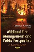 Wildland Fire Management and Public Perspective : A Research Review