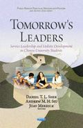 Tomorrow's Leaders : Service Leadership and Holistic Development in Chinese University ...