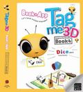TagMe3D Book4 : 3D Augmented Reality