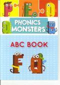 Big Jump Phonics Monsters 1