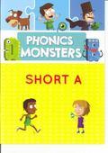 Big Jump Phonics Monsters 2