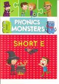 Big Jump Phonics Monsters 3
