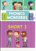 Big Jump Phonics Monsters 4