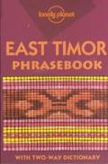 Lonely Planet East Timor Phrasebook