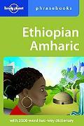 Lonely Planet: Ethiopian Amharic Phrasebook