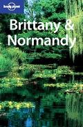 Lonely Planet Brittany & Normandy