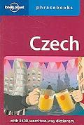 Lonely Planet Czech Phrasebook