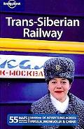 Lonely Planet: Trans-Siberian Railway