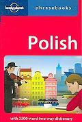 Lonely Planet Polish With Two-way Dictionary