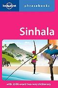 Lonely Planet: Sinhala Phrasebook, 3rd Edition