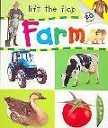 Farm Lift the Flap