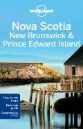Lonely Planet Nova Scotia, New Brunswick and Prince Edward Island