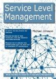Service Level Management: What you Need to Know For IT Operations Management