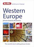 Berlitz Language: Western Europe Phrase Book and Dictionary : Danish, Dutch, French, German,...