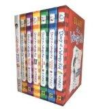 !!! A Fine Collection !!! Jeff Kinney Diary of a Wimpy Kid Series Collection Gift Set. Diary...