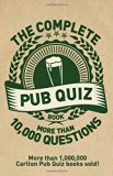 The Complete Pub Quiz Night Book: More than 10,000 Questions