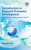 Introduction to Regional Economic Development: Major Theories and Basic Analytical Tools