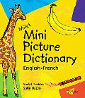 Milet Mini Picture Dictionary French-English