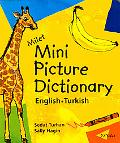 Milet Mini Picture Dictionary Turkish-English