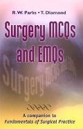 Surgery MCQS and EMQS
