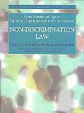Cases, Materials and Text on National, Supranational and International Non-discrimination La...