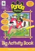 Panda Patrol Big Activity Book (Big Book Series #3)
