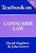 Textbook on Consumer Law - David Oughton - Paperback