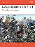 Kawanakajima 1553 1964 Samurai Power Struggle