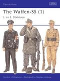 Waffen-Ss 1 To 5 Divisions