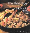 Real Rice Cookbook From Risotto to Sushi