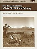 Zooarchaeology Of Fats, Oils, Milk And Dairying