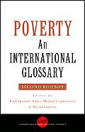 Poverty An International Glossary