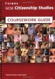 GCSE Citizenship Studies: Coursework Support Pack
