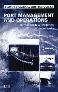 Port Management and Operations - Patrick M. Alderton - Hardcover