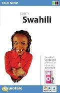 Talk Now! Swahili