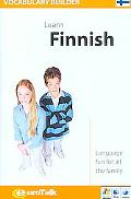 Vocabulary Builder Finnish