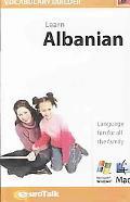 Vocabulary Builder Albanian