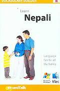Vocabulary Builder Nepali