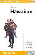 Vocabulary Builder Hawaiian
