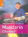 Rough Guide Phrasebook Mandarin Chinese