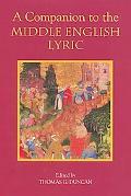 Companion to the Middle English Lyric