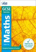 Letts New GCSE Success - GCSE Maths Higher
