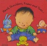 Head, Shoulders, Knees and Toes in Bengali and English (Board Books) (English and Bengali Ed...