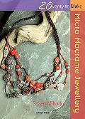 Micro Macrame Jewellery