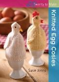 Knitted Egg Cosies (Twenty to Make)