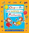 Chimp And Zee's Firsts Words And Pictures